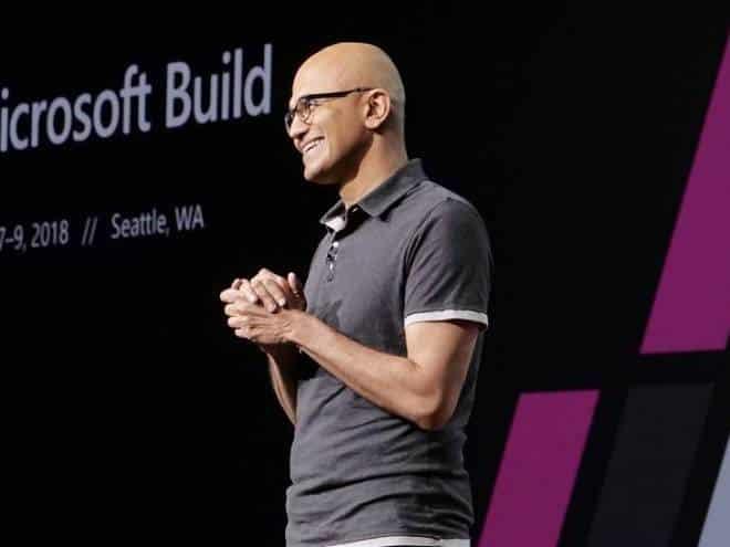 Microsoft supera Apple como empresa mais valiosa do mundo por alguns instantes
