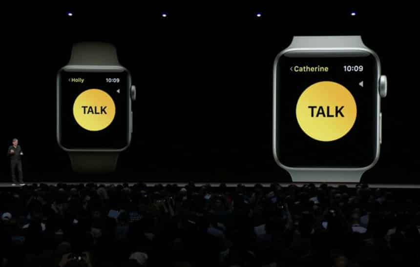 Novo Apple Watch pode ser lançado com bordas mínimas como as do iPhone X