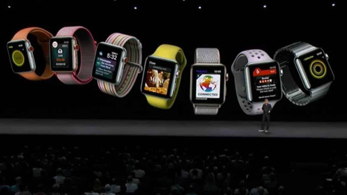 1738c1620e1 Apple Watch 3 com suporte a 4G começa a ser vendido no Brasil