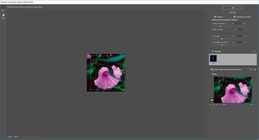 Como corrigir fotos borradas utilizando o Photoshop
