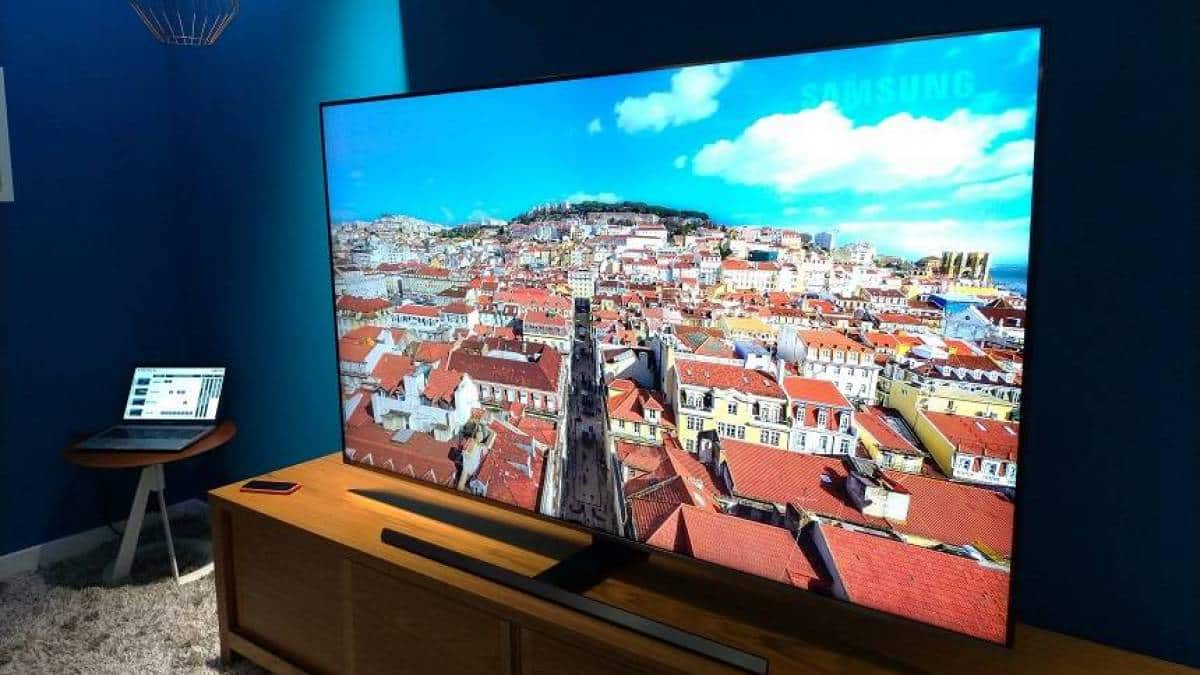 9c8a00d65 Samsung anuncia nova linha de TVs 4K com foco em casas conectadas