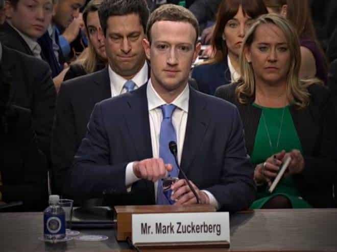 Ninguém perdeu mais dinheiro em 2018 do que Mark Zuckerberg
