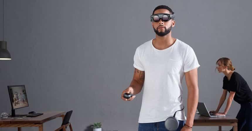 Oito anos depois, Magic Leap lança seus primeiros óculos de realidade mista