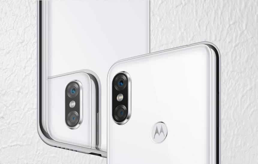 Motorola lança Moto P30 na China com 'cara' de iPhone e 6 GB de RAM