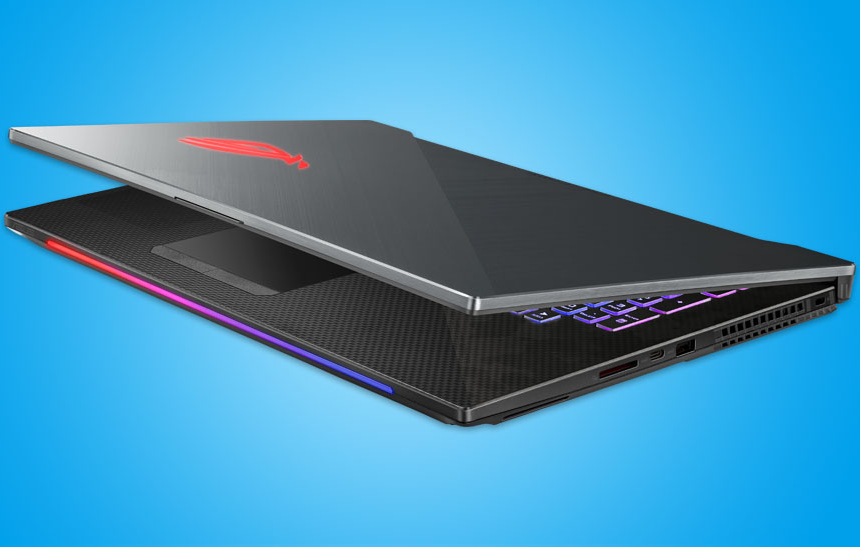 Asus revela os notebooks gamers 'mais finos do mundo'