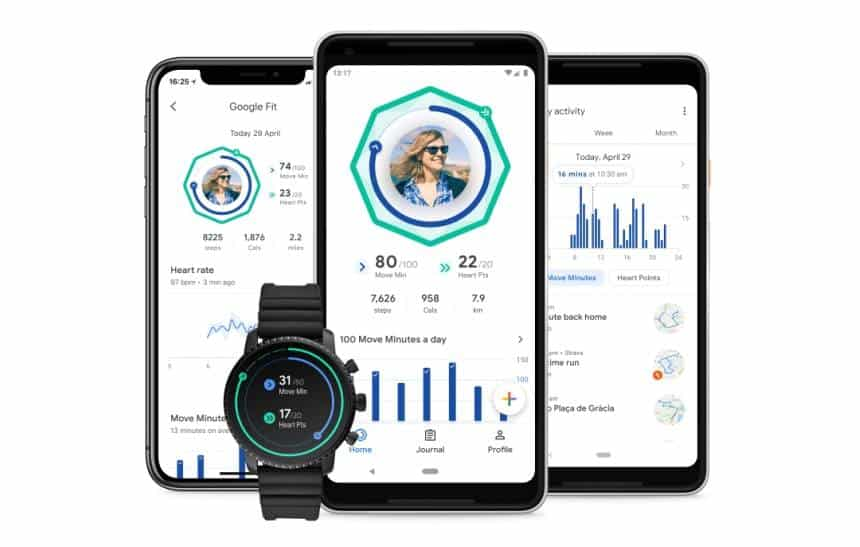 Aplicativo Google Fit ganha personal trainer digital e novo design