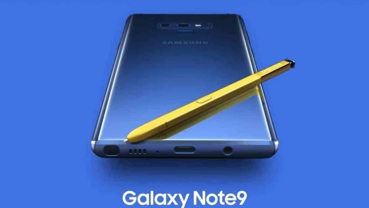 d1dd2946c Galaxy Note 9  o que esperar do novo celular  gigante  da Samsung