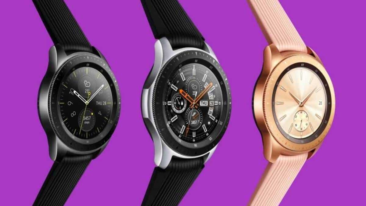 92110bdf643 Samsung anuncia novo relógio inteligente Galaxy Watch por até R  2.400