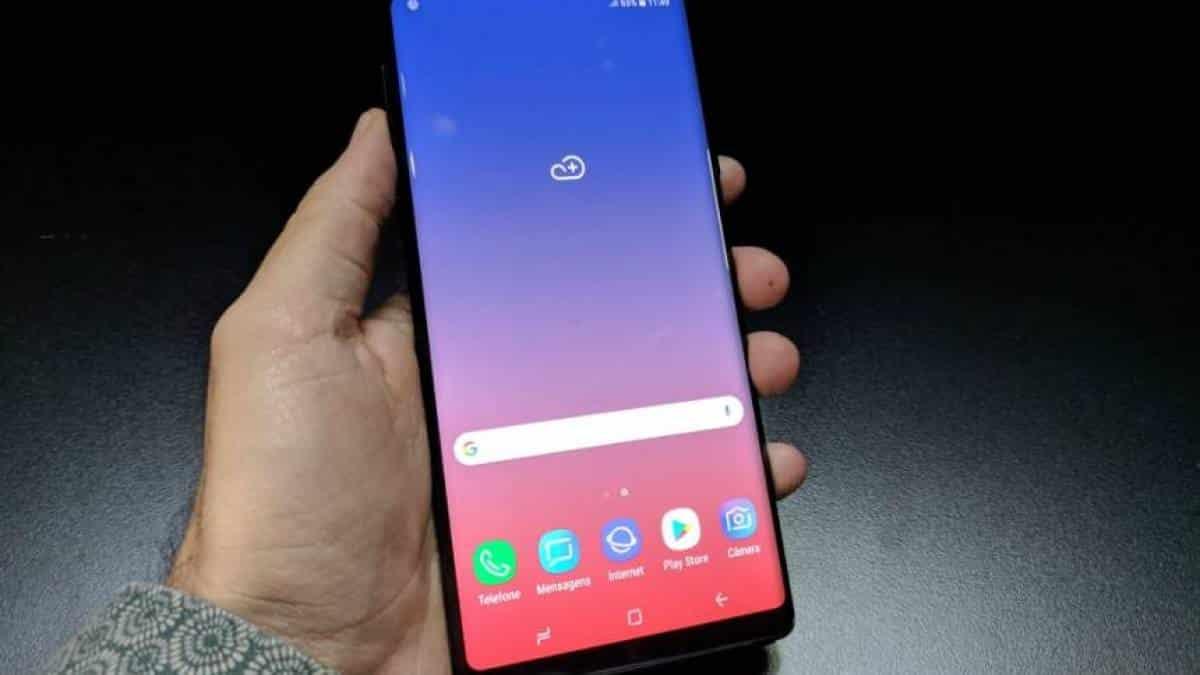 15425284c Hands-on  Galaxy Note 9 é um celular que faz tudo
