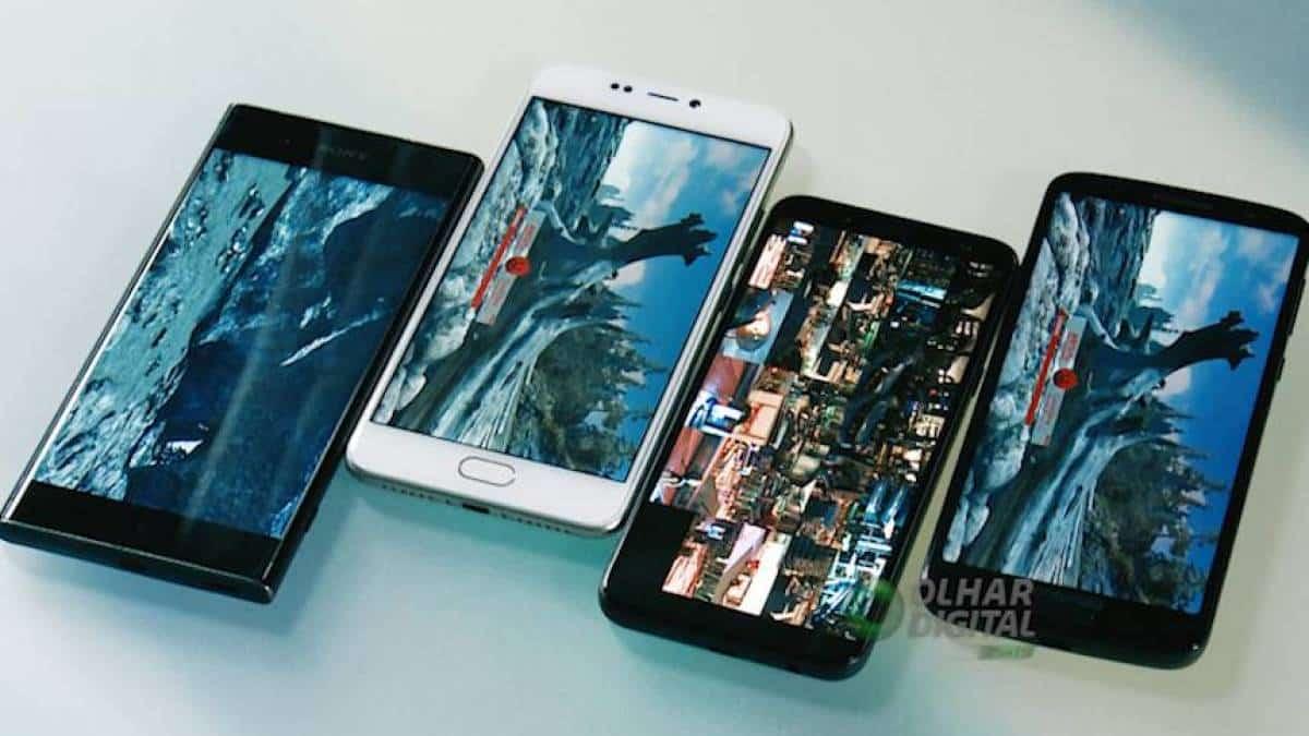 442482da7 Os 10 smartphones mais procurados para a Black Friday 2018