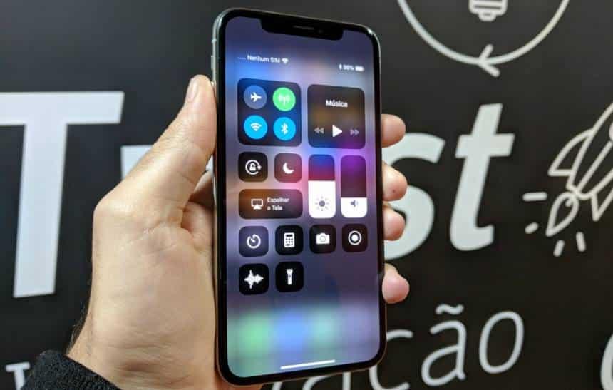 Como gravar a tela do iPhone sem precisar instalar nada