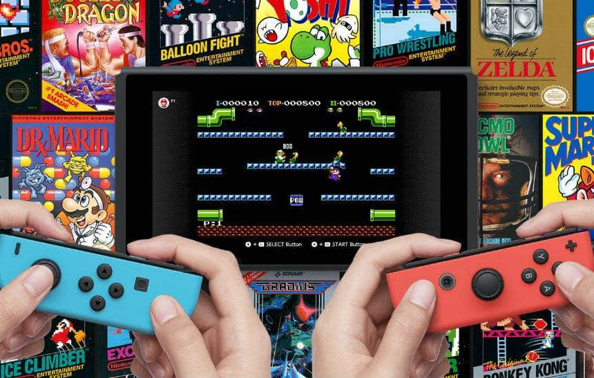 Hackers já conseguiram adicionar games novos ao emulador de NES do Switch
