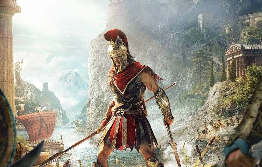 'Assassin's Creed: Odyssey' vai ser lançado para Switch via streaming no Japão