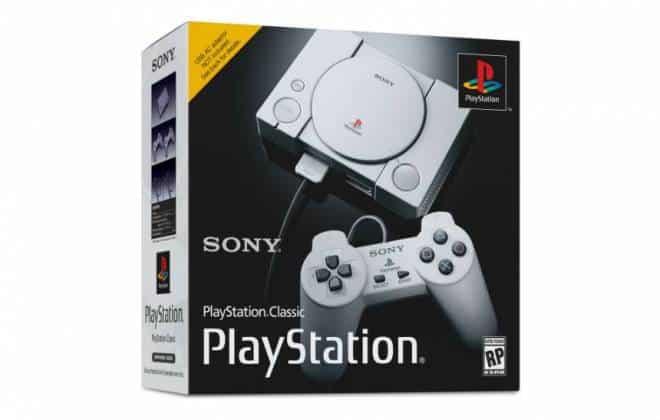 Tem Na Web - PlayStation Classic é versão em miniatura do console da Sony com 20 jogos