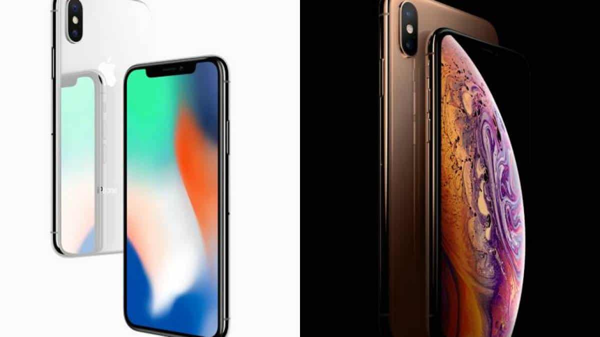 4cf426eca28 O que mudou do iPhone X para o iPhone XS Max