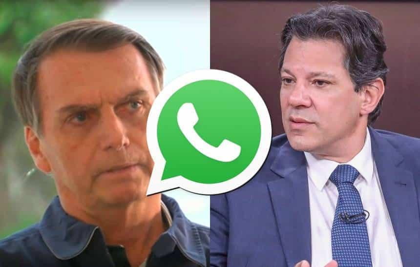 WhatsApp esvazia debate na campanha eleitoral deste ano, dizem especialistas