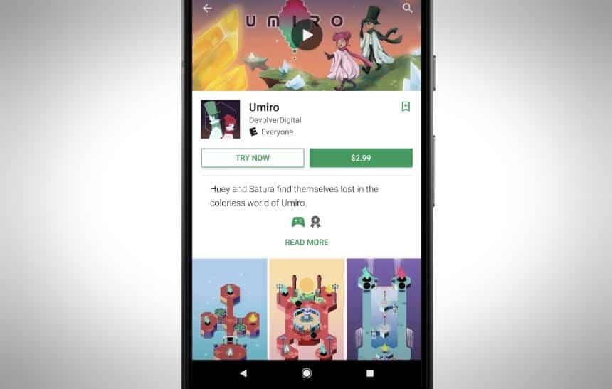Google Play vai oferecer demos gratuitas de jogos pagos por Instant Apps