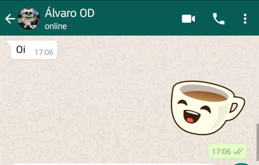 """WhatsApp permite que usuários criem próprios figurinhas. Mas há um """"porém""""..."""