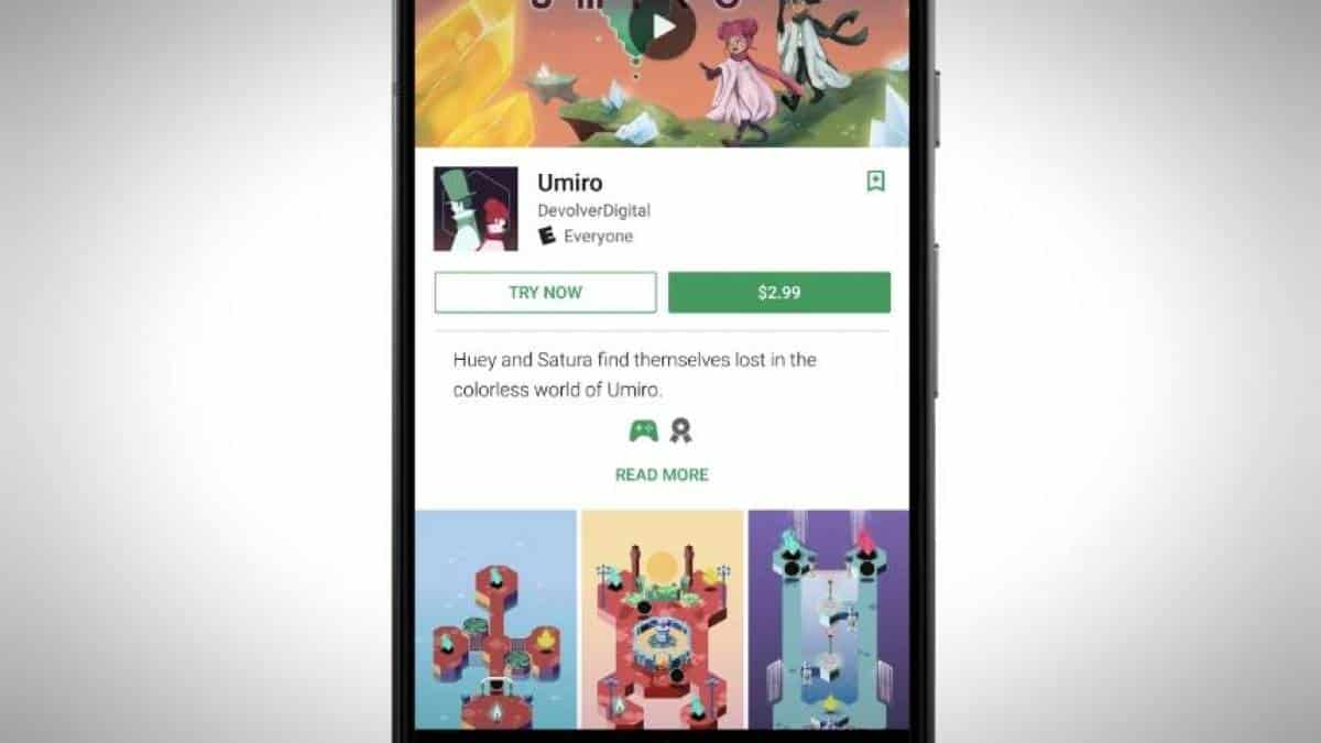 Google Play Instant Apps Games
