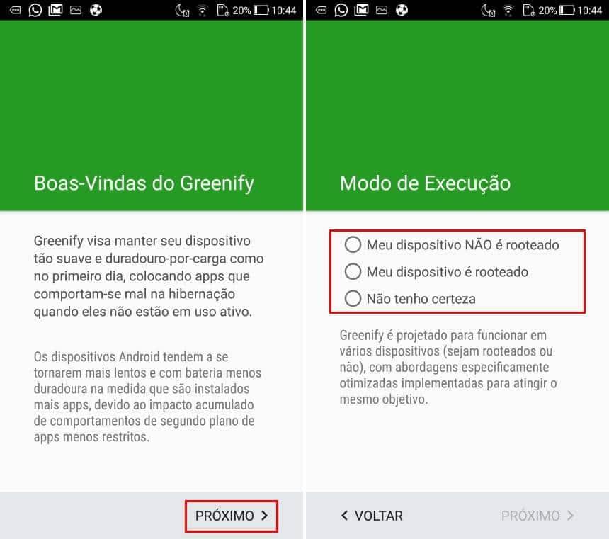 bateria do seu celular Android durar mais tempo