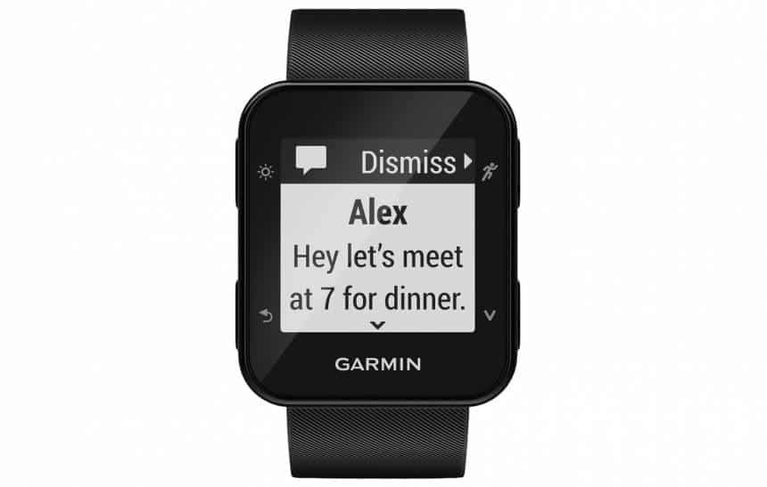 18bc2c821fc Quer entrar em forma em 2019  Monitor Cardíaco Garmin com GPS Forerunner 35  por R  799. Clique aqui e saiba mais!