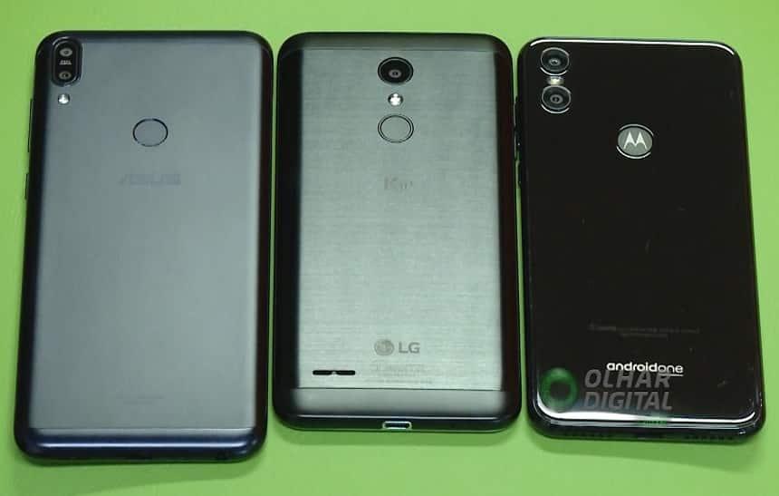 5cf654a32 Qual é o melhor celular até R  1.500  Nós testamos!