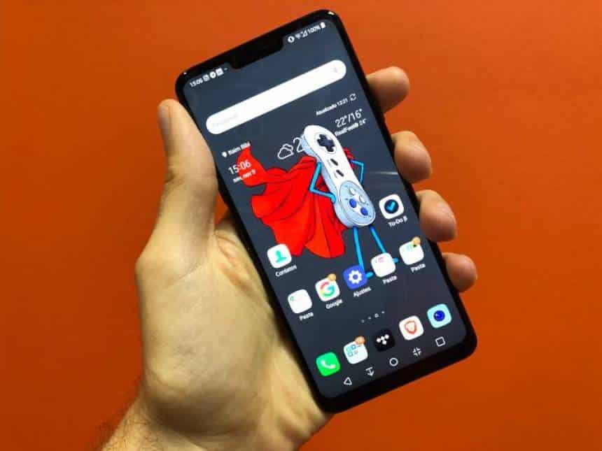 LG divulga lista de atualizações do Android para o início de 2019
