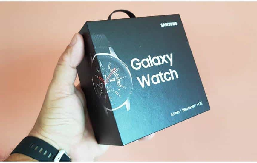 Review do Samsung Galaxy Watch: quase um smartphone no pulso