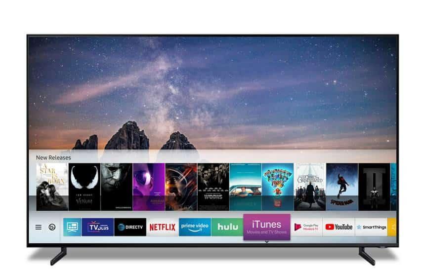 Samsung fecha parceria com a Apple para levar iTunes e AirPlay às Smart TVs
