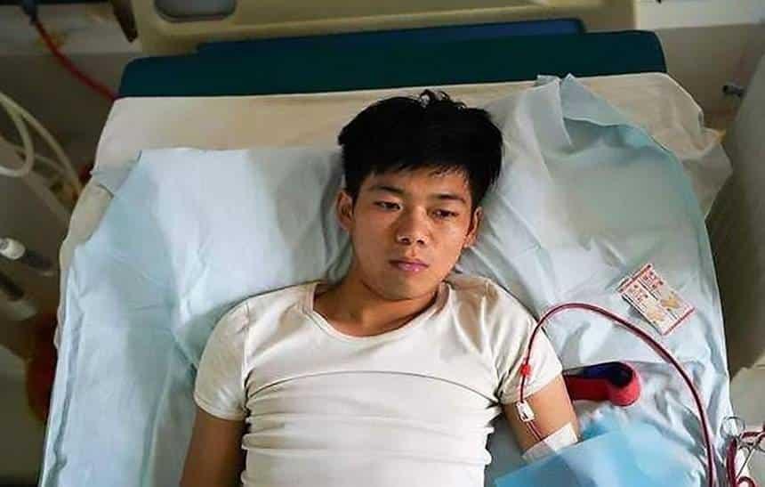 Chinês que vendeu rim para comprar iPad é internado por... insuficiência renal