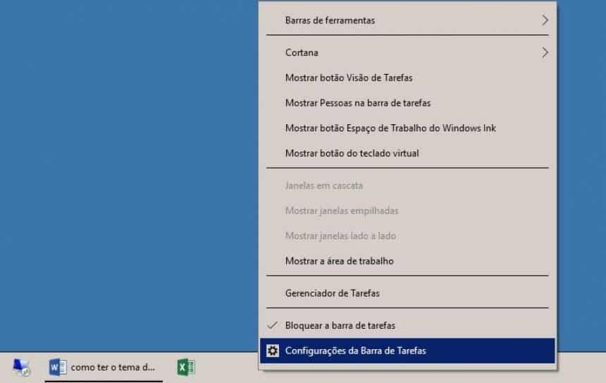 Reprodução  - 20190114141633 - Como deixar o Windows 10 com a cara do Windows 95