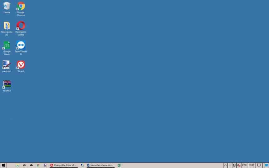 Reprodução  - 20190114141738 - Como deixar o Windows 10 com a cara do Windows 95