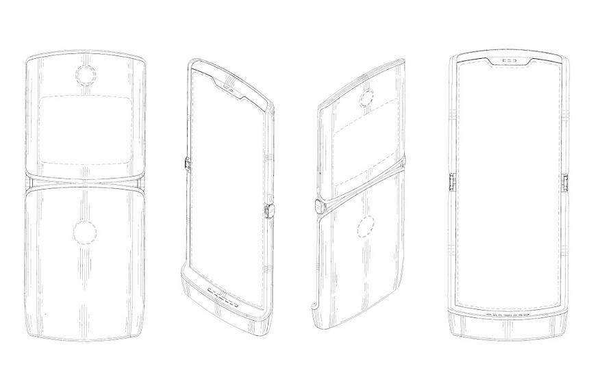 Reprodução  - 20190121024518 - Veja como deve ser o RAZR V3 com tela dobrável da Motorola