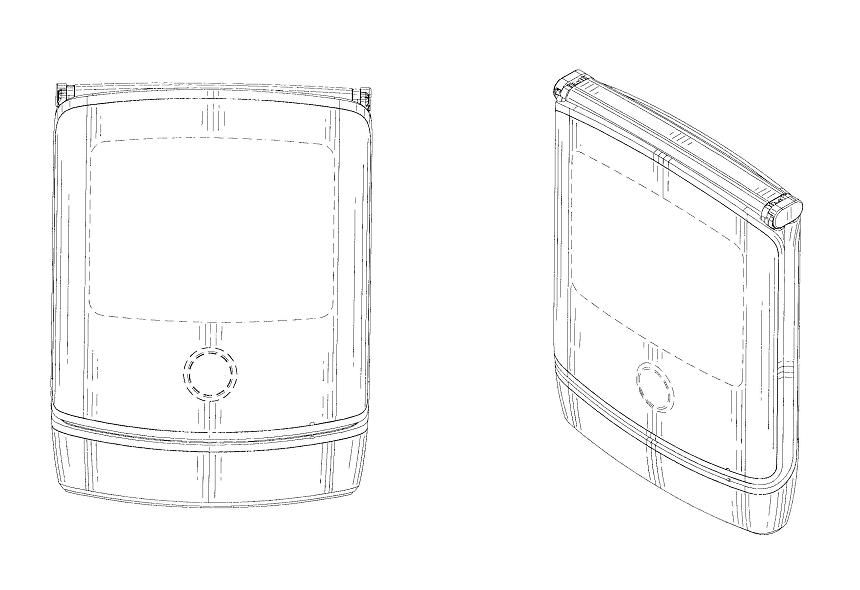 Reprodução  - 20190121024614 - Veja como deve ser o RAZR V3 com tela dobrável da Motorola