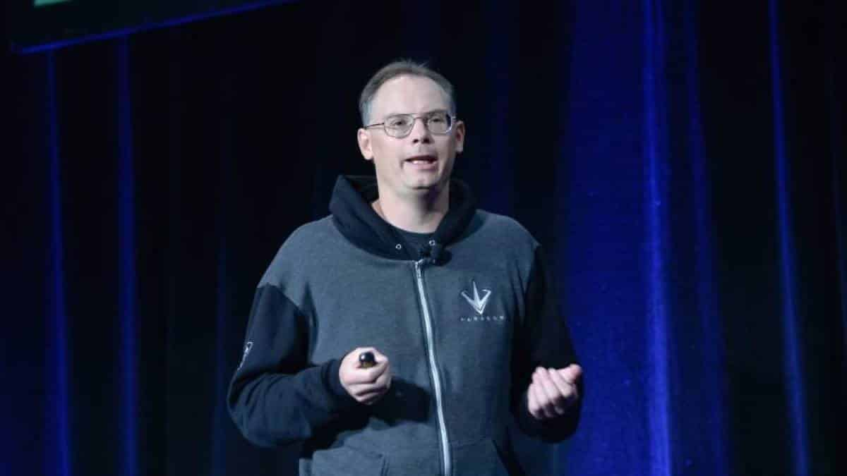 Tim Sweeney, CEO da Epic Games