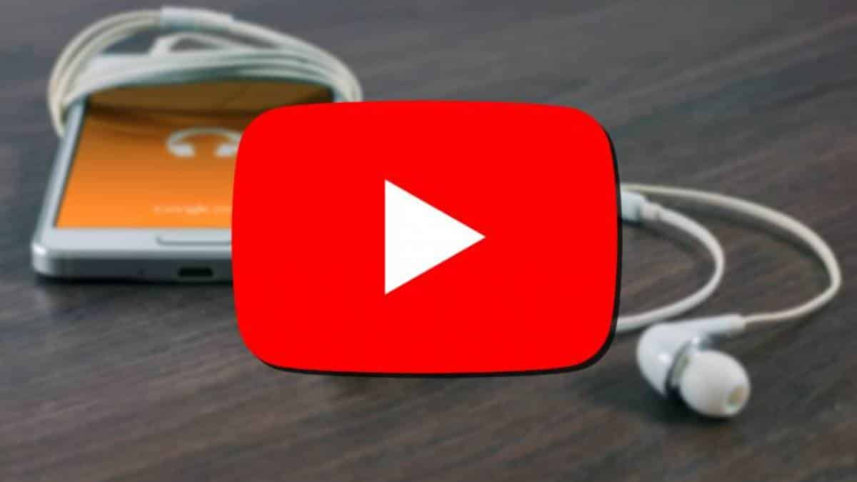 YouTube música MP3