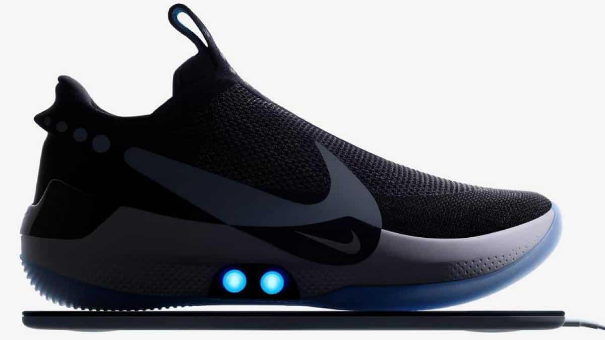 4e0a76545e4 Nike revela nova geração mais barata de tênis que se ajustam sozinhos