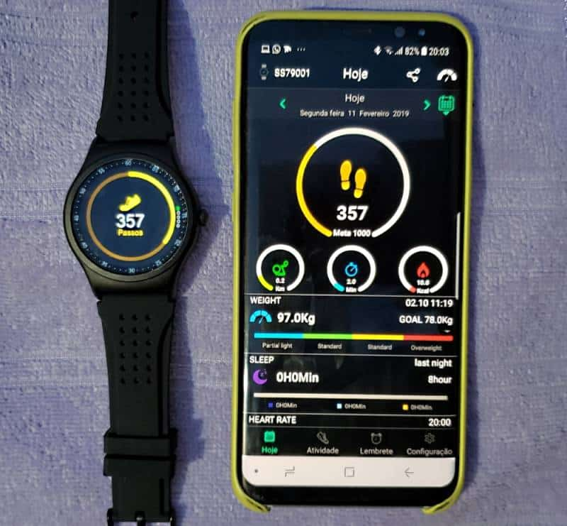 a9cc8696da2 Review do smartwatch Seculus  design bacana e bom desempenho de uma ...