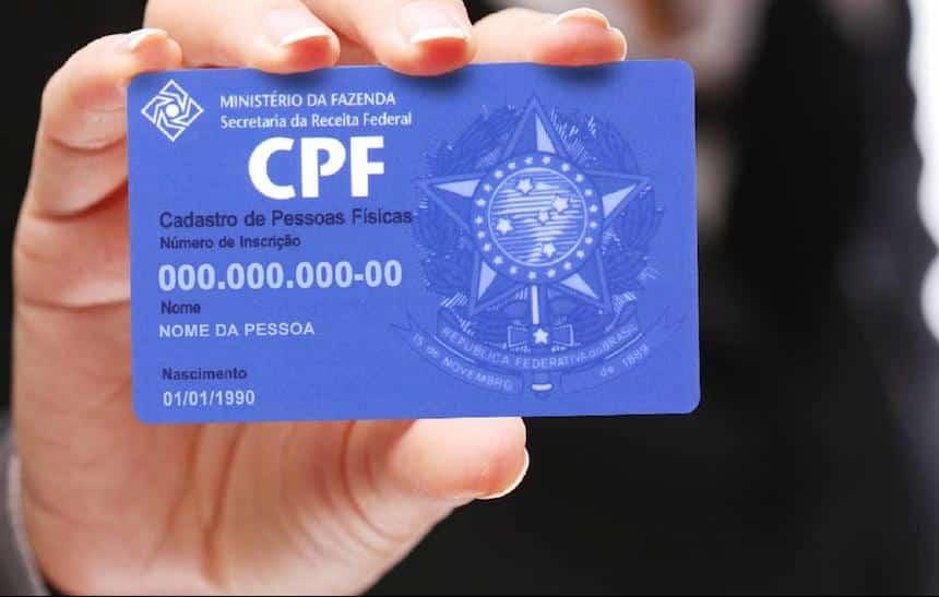 20190213052522 O seu CPF está ficando importante demais para você usar em qualquer lugar