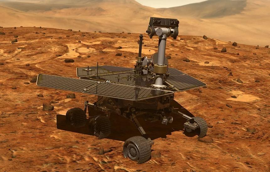 20190213070951 Sonda Opportunity é declarada 'morta' após históricos 15 anos em Marte