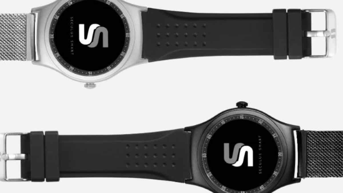 Smartwatch Seculus Urbano