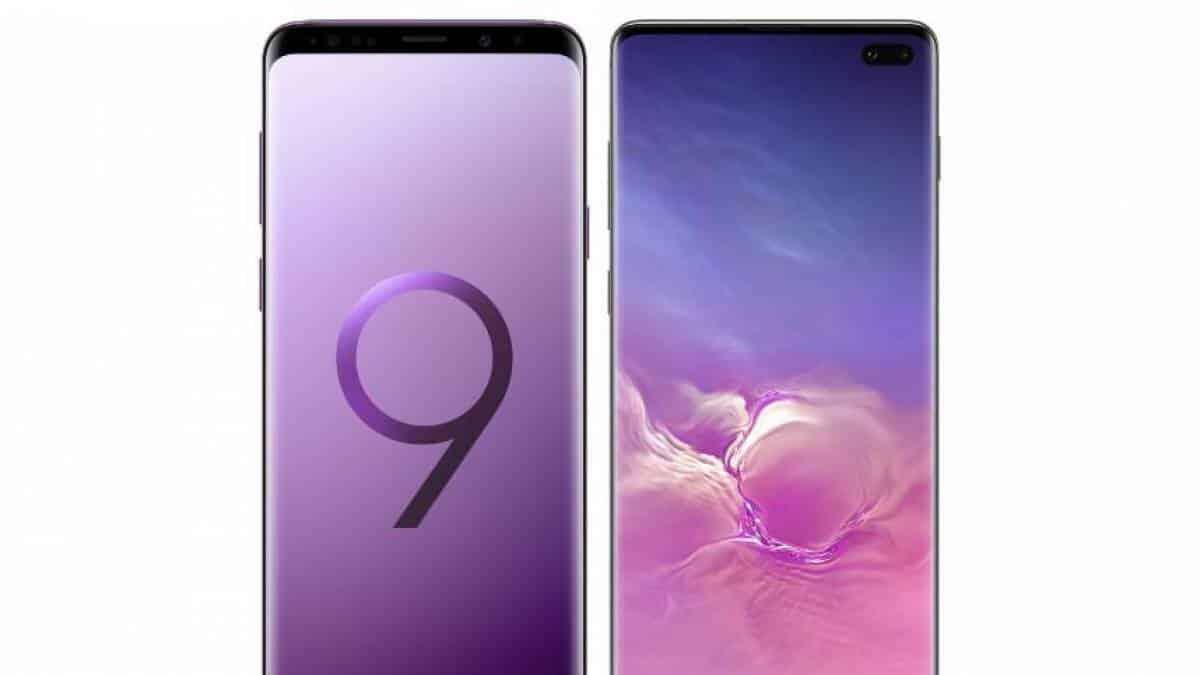 360dc1f88 O que mudou do Galaxy S9 para o Galaxy S10
