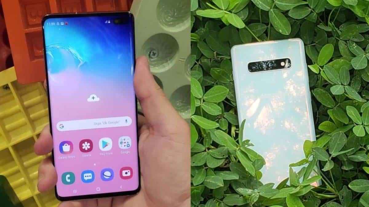 3404b6a2e Review do Galaxy S10+  um senhor smartphone se você está disposto a investir
