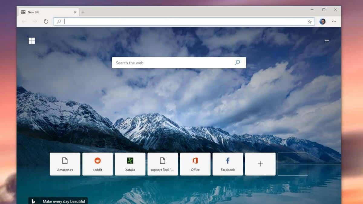 435f4dd5c4c03 Edge  Microsoft lança versão de testes de seu navegador construído sobre as  mesmas bases do Google Chrome