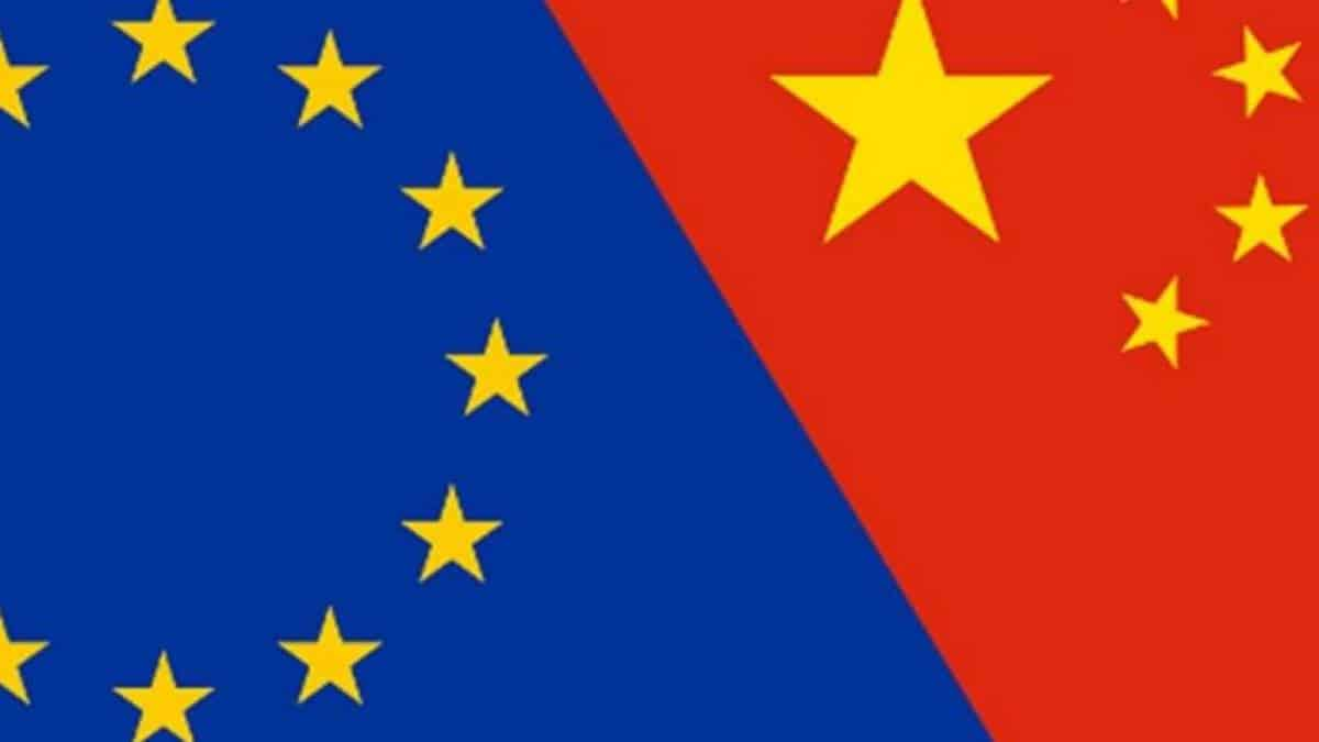 China vs. União Europeia
