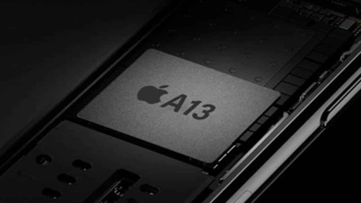 Chip A13 Apple