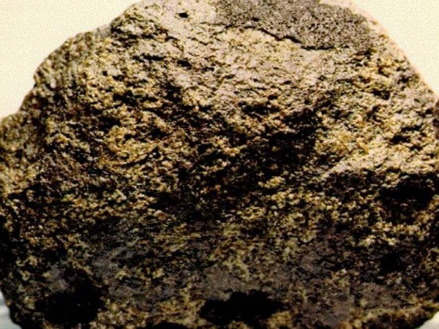 "20190415032354_860_645 Este ""novo"" meteorito reacendeu o debate sobre vida primitiva em Marte. Entenda"