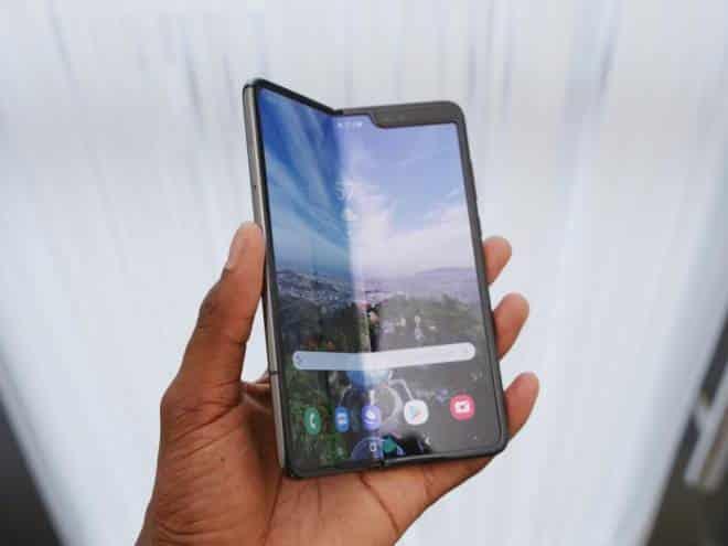 A Samsung retomou os testes públicos do Galaxy Fold?