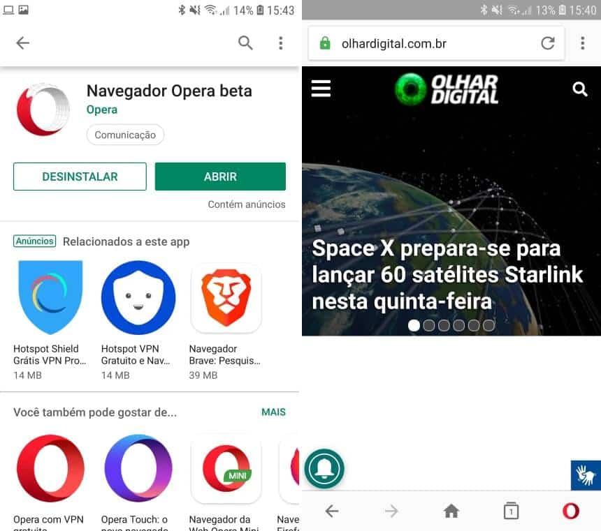 Reprodução  - 20190516164412 - Como salvar páginas de sites em arquivos PDF no Android