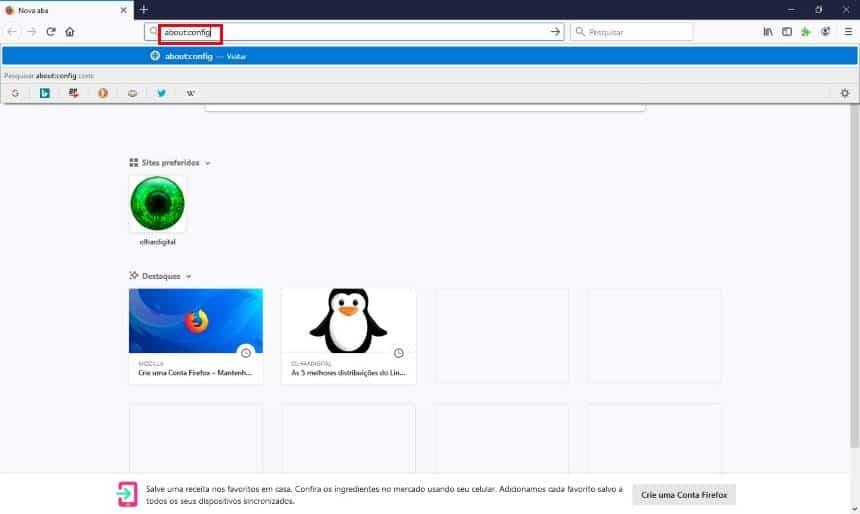 Reprodução Como desabilitar o recurso de suspensão de guias do Firefox - 20190527160943 - Como desabilitar o recurso de suspensão de guias do Firefox